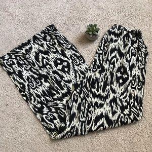 High Waisted Summer Pants